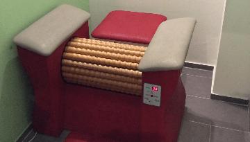 Rollen-Bandmassage Dortmund